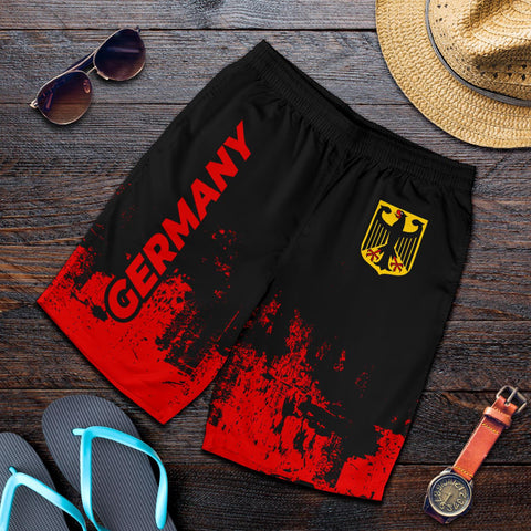 Germany Men Short - Smudge Style - BN1510