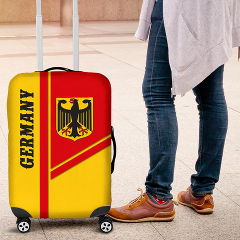 Germany Luggage Covers Streetwear Style