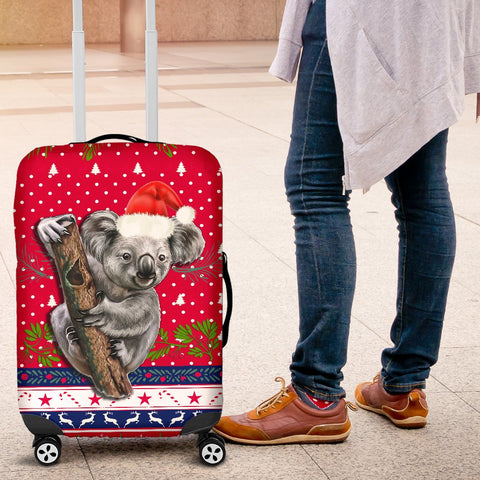 Australia Christmas Aboriginal Luggage Covers Koala Version K13