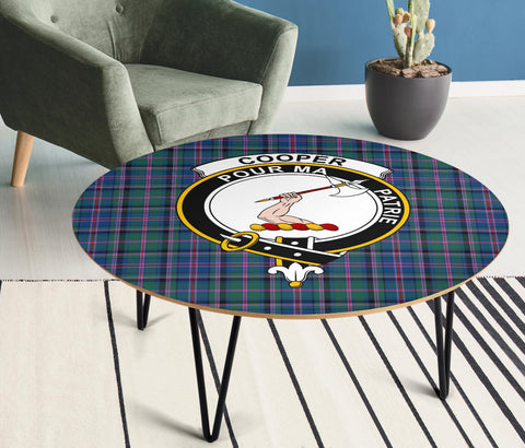 Cooper Clans Cofee Table BN