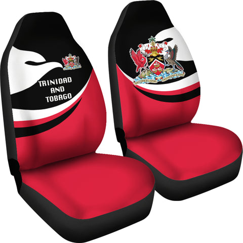 Trinidad And Tobago Car Seat Covers Proud Version K4