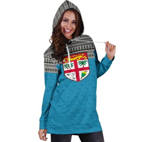 Image of Fiji Women's Hoodie Dress - BN09