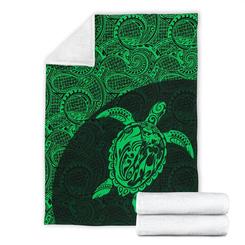 Hawaii Turtle Mermaid Premium Blanket 05 TH90