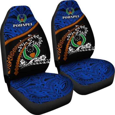 Image of Pohnpei Car Seat Covers - Road to Hometown K4