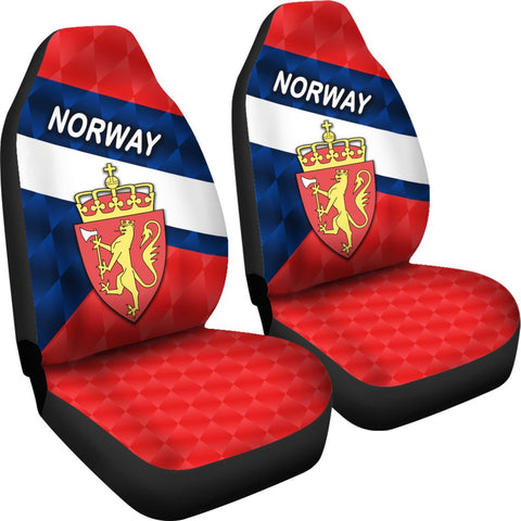 Norway Car Seat Covers Sporty Style K8