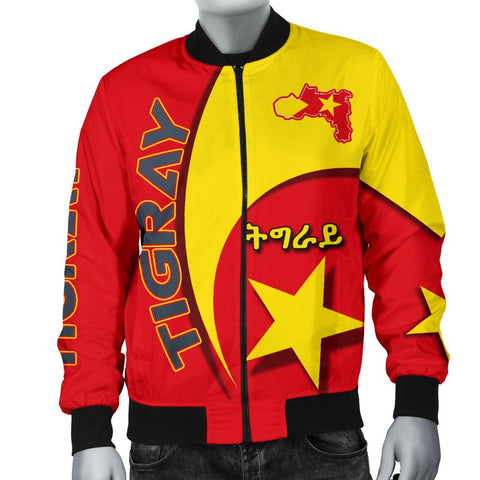 Image of 1stTheWorld Tigray Men's Jacket New Release A25