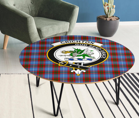 Image of Crichton Clans Cofee Table BN