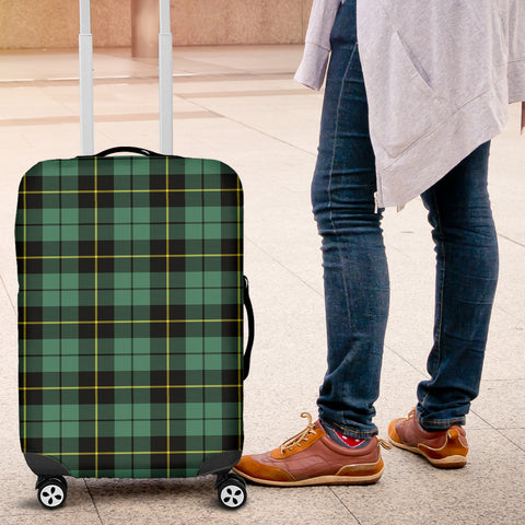 Wallace Hunting Ancient Tartan Luggage Cover Hj4 | Love The World