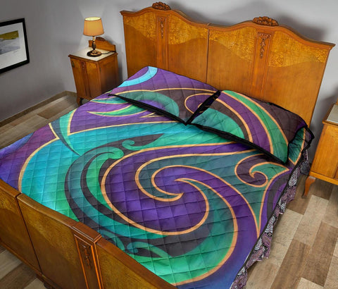 Image of Maori Quilt Bed Set 31 Bn10