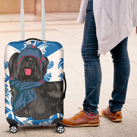 Scottish Skye Terrier Luggage Covers - BN03
