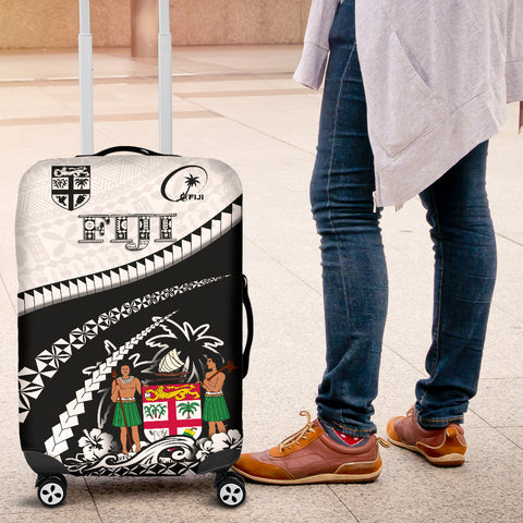 Fiji Luggage Covers - Road to Hometown K4
