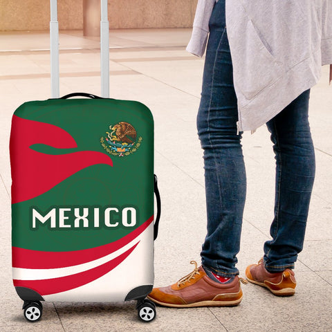Mexico Luggage Covers Proud Version K4