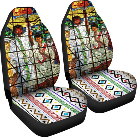 Ethiopia Car Seat Covers, Ethiopian Orthodox A10