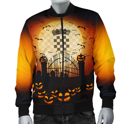 Image of Crotia Halloween 2020 Men's Bomber Jacket A15