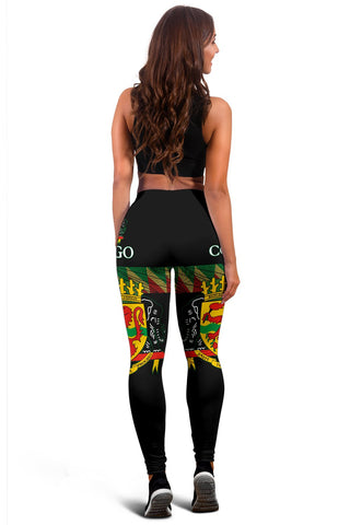 Image of Congo-United Women's Leggings A27