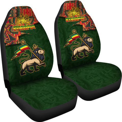 Ethiopia Car Seat Covers - HOME A7