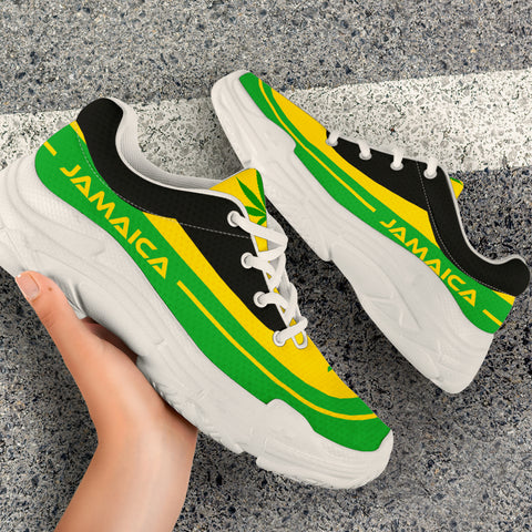 Jamaica Chunky Sneakers Bn10