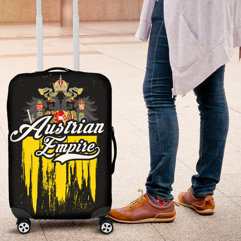 Image of Austrian Empire Luggage Cover | Men & Women | Decor