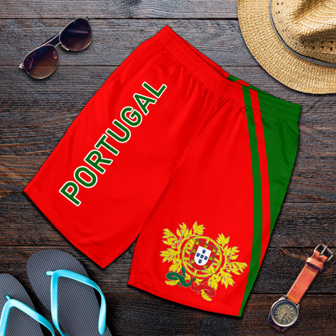 Portugal Men's Shorts - Curve Version - BN01