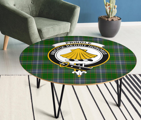 Pringle Clans Cofee Table BN