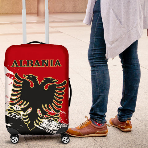 Albania Special Luggage Covers A7 | Love The World