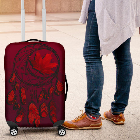 Canada Maple Leaf Dreamcatcher Luggage Covers A02 | Love The World