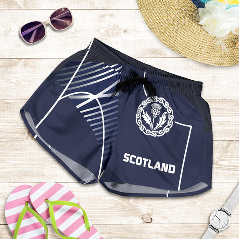 Image of Scotland Women'S Shorts - Increase Version - Bn01