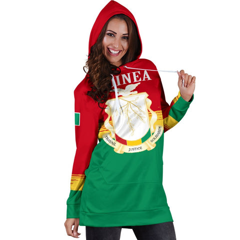 Image of Guinea Special Hoodie Dress A7