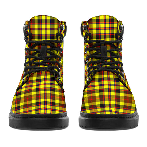Jardine  Tartan All-Season Boots HJ4