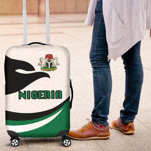Nigeria Luggage Covers Proud Version K4