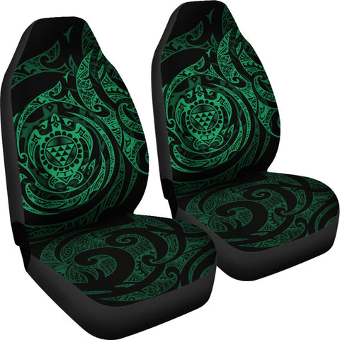 Image of Hawaii Tribal Honu Turtle Car Seat Covers BN12