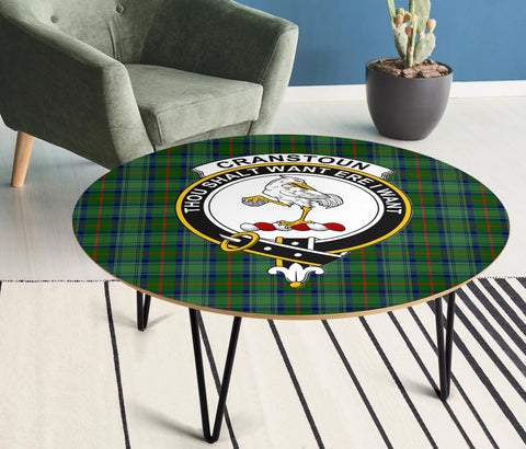 Image of Cranstoun Clans Cofee Table BN