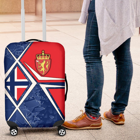Norway Luggage Covers - Norway Legend