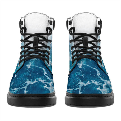 Image of Australia Royal Navy All-Season Boots - Ocean Is Home