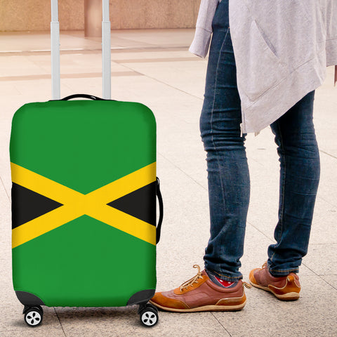 Image of Jamaica Flag Luggage Covers 02 H4 | Love The World