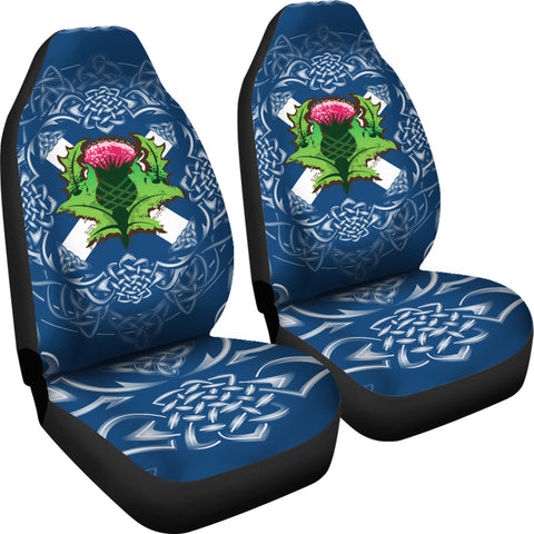 Scotland Car Seat Covers