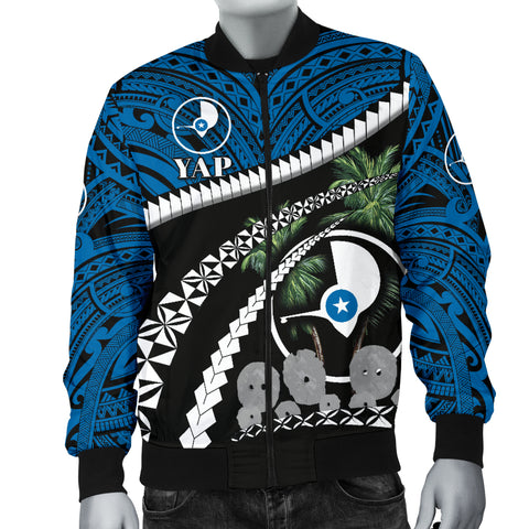 Image of Yap Men Bomber Jacket - Road to Hometown K4