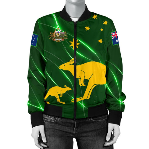 The Aussie Women's Bomber Jacket A10