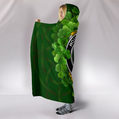 BARRETT Ireland Hooded Blanket A9