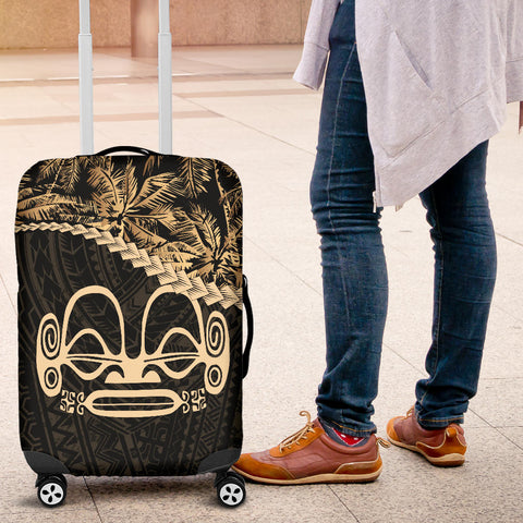 Marquesas Islands Luggage Covers Golden Coconut | Love The World