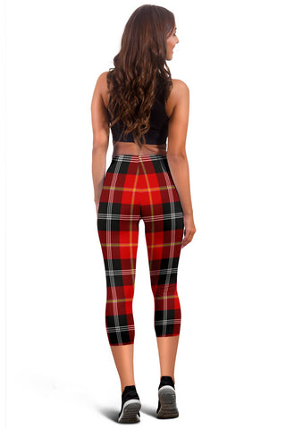 Marjoribanks Tartan Capris Leggings