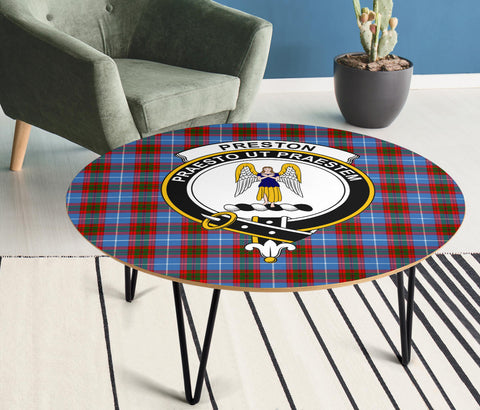 Preston Clans Cofee Table BN