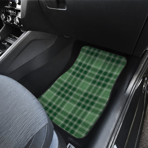 Macdonald Lord Of The Isles Hunting Tartan Car Floor Mat 4 Pieces K7
