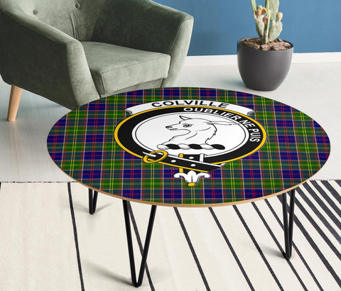 Colville Clans Cofee Table BN