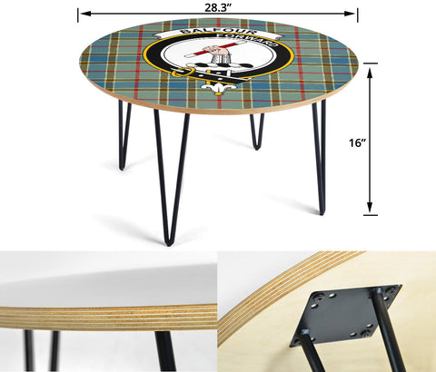 Balfour Clans Cofee Table BN