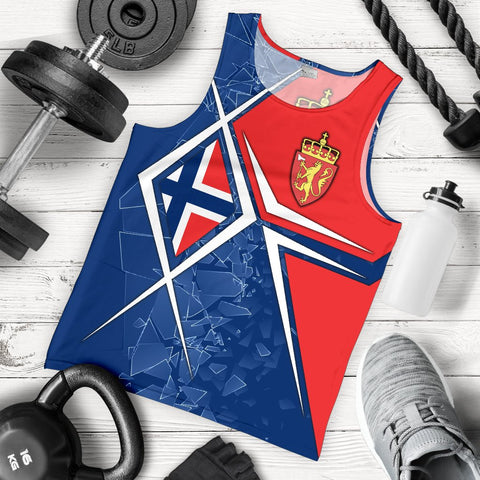 Norway Men's Tank Top - Norway Legend