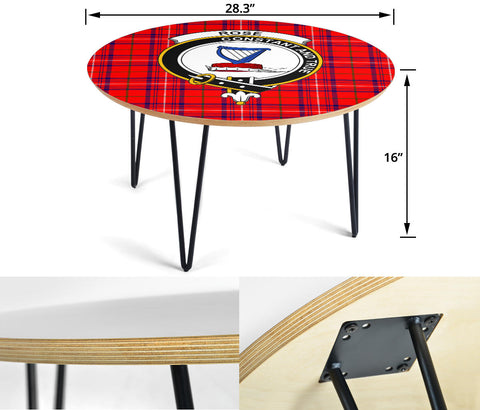 Rose Clans Cofee Table BN