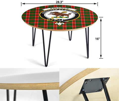 Pollock Clans Cofee Table BN