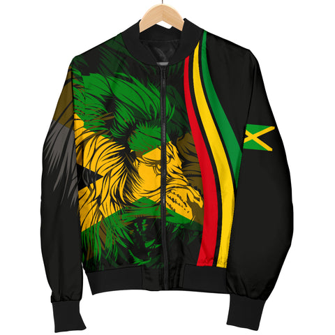 Image of Jamaica Bomber Jacket