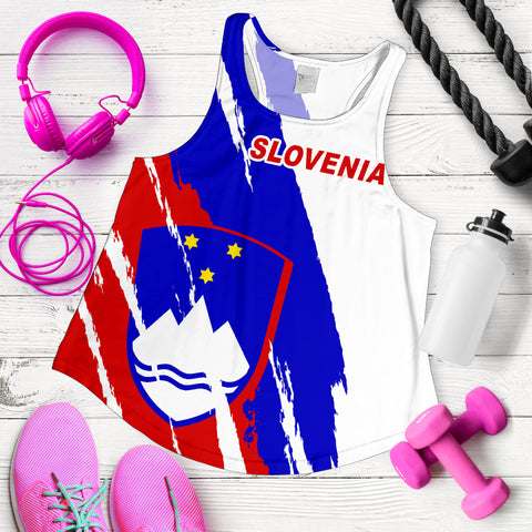 Slovenia Tank Top Women K5